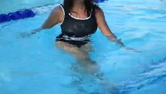 How To Do A Water Zumba Workout (Video)   LIVESTRONG.COM