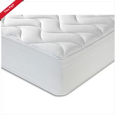 NEW SPRUNG MATTRESS 3FT 4FT'6 5FT MEMORY FOAM TOPPED MATTRESS DOUBLE / KING FREE PHONE HELPLINE! 0800 028 3326! from £58.99 FREE NEXT DAY DEL ! http://ebay.to/1EwjTSo