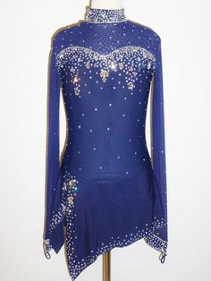 2016 Women Figure Ice Skating Dresses With Spandex New Brand Figure Skating Competition Dress Hb2553 From Hellenyang, $291.37 | Dhgate.Com