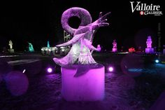 25ème concours de Sculptures sur Glace - Valloire Galibier