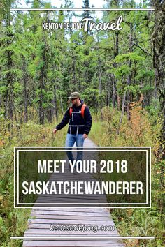 Meet Your 2018 Saskatchewanderer · Kenton de Jong Travel - Every year Tourism Saskatchewan hires somebody new for their Saskatchewanderer position. This individual will visit the far corners of our provin...