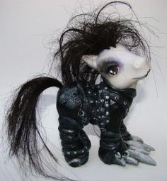 My Little Pony - Edward Scissorhands.