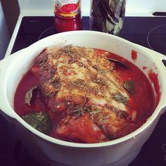 petite kitchen: slow roasted moroccan pork shoulder