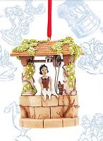 Disney Store Snow White Limited Release Sketchbook Ornament - June 2017 New