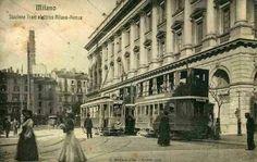 Tram elettrico Milano-Monza, 2 piani! :)