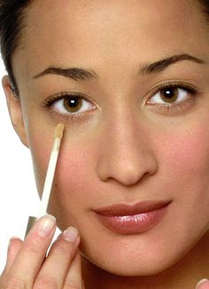 Don't forget to put on #concealer at night after a long day in your #makeup