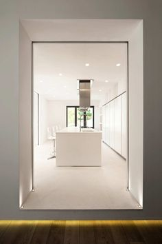 Step-into kitchen - Celio Apartment / Carola Vannini Architecture
