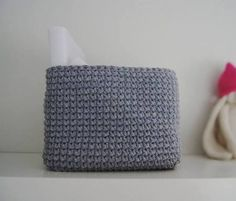 crochet square basket - Google Search