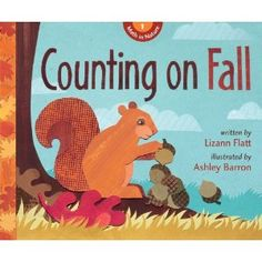 Book, Counting on Fall (Math in Nature) by Lizann Flatt