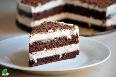 Healthy Cake, Food Test, Going Vegan, Tiramisu, Sugar Free, Cooking Recipes, Favorite Recipes, Sweets, Ethnic Recipes