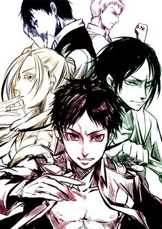 Browse shingeki no kyojin Attack on titan collected by and make your own Anime album. Ymir, Mikasa, Attack On Titan Krista, Titan Shifter, Fanart, Eremika, Spideypool, Mobile Wallpaper, Chibi