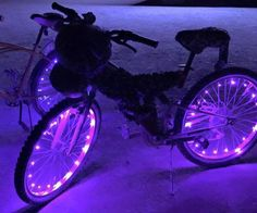 LED Bicycle Wheel Lights - http://tiwib.co/led-bicycle-wheel-lights/ #Bicycling