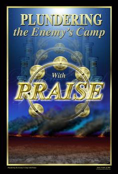 Praise brings us into the presence of the LORD and feeds the victory for God.  www.magnificatmealmovement.com