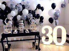 Resultado de imagem para arranjo de balões para festa