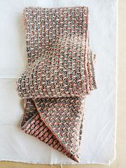 Ravelry: Brick Road Cowl pattern by Antonia Shankland and Madelinetosh