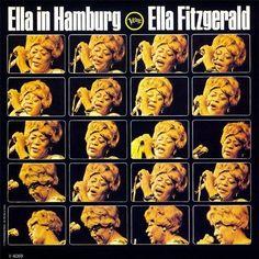 ella fitzgeralad album covers | Ella In Hamburg - Ella Fitzgerald, Tommy Flanagan Trio free mp3 ...