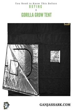 Gorilla Grow Tents claim to be a premium, grow tent, with a claim of being the Tallest, Thickest, and strongest. Tall Plants, Plants Indoor, Indoor Hydroponic Gardening, Growing Weed Indoors, Best Led Grow Lights, Tent Fabric, Tent Reviews, Grow Boxes, Grow Room