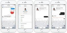 Facebook sta testando la crittografia end-to-end su Messenger