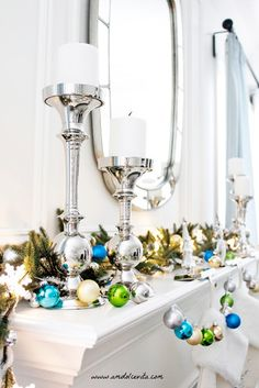 Holiday Decor - contemporary - spaces - toronto - AM Dolce Vita