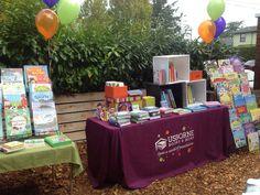 How about an outdoor book fair? SueSellsUsborne.com
