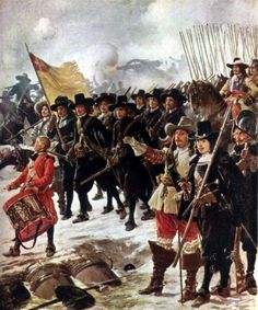 Danish Army, 1st Northern War, mid 17th Century