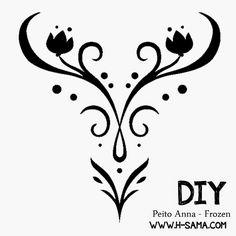 Como fazer?  Cosplay Princesa Anna (Roupa de Viagem) - CLIQUE AQUI     Oiiii, eu queria fazer o meu primeiro cosplay de Anna do Frozen....