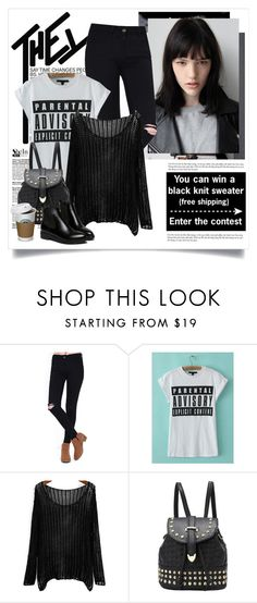 """""""Enter the contest here ➡➡➡"""" by yexyka ❤ liked on Polyvore featuring BYRON, Sheinside and shein"""
