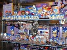 Super Sonic Collection Showcase Photo