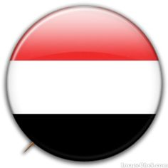 Yemen flag badge