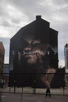 AXEL VOID .. 'Sisyphus' .. for Cities of Hope .. [Manchester, UK 2016] (1)