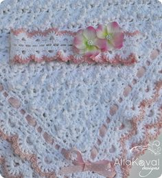Fluffy Clouds. Crochet Baby Blanket Pattern for Babies & Kids