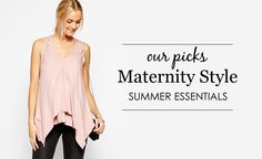 Maternity Summer Essentials | Project Junior
