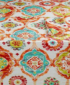 Fiesta Ava Table Linens #Dillards - colors for Fiesta?? | Etc ...