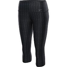 NIKE Women's Printed Tight-Fit Training Capri Pants - SportsAuthority.com