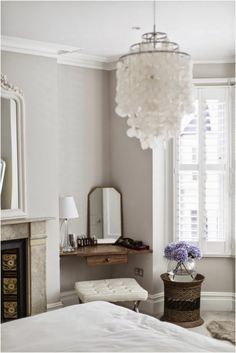 meubles pour déco de chambre contemporaine