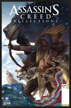 Assassin's Creed: Reflections #4 (Issue)