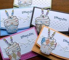 BIRTHDAY Gift Card Holders