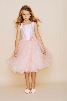 Alta-costura para as meninas estilosas.