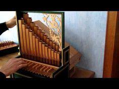 Portative Organ - YouTube