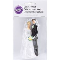 Wilton Our Day Figurine ,Blonde, White Gown Topper *** Review more details @ : baking decorations
