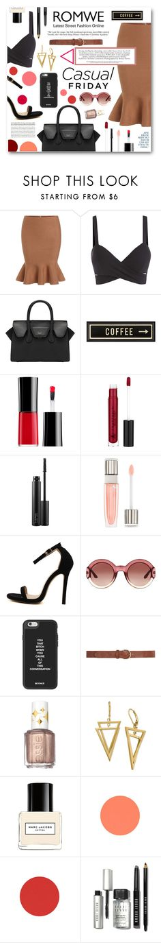 """""""Mermaid Skirt"""" by tasnime-ben ❤ liked on Polyvore featuring Tiffany & Co., Spicher and Company, Armani Beauty, MAC Cosmetics, Lancôme, Gucci, Dorothy Perkins, Essie, Marc Jacobs and Bobbi Brown Cosmetics"""