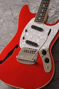 Fender Mustang thinline