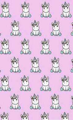Imagen de unicorn and wallpaper