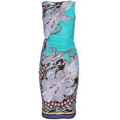 mytheresa.com - Etro - PRINT DRESS - Luxury Fashion for Women / Designer clothing, shoes, bags