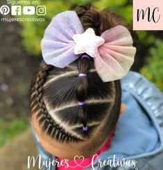 Box Braids Hairstyles, Lil Girl Hairstyles, Girls Natural Hairstyles, Kids Braided Hairstyles, Princess Hairstyles, Kids Hairstyle, Toddler Hairstyles, Hairstyles 2018, School Hairstyles