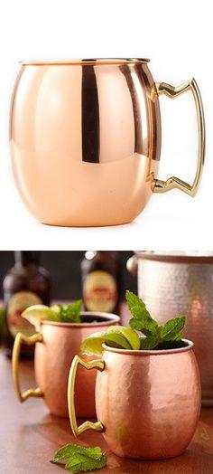 Moscow mule | copper mug