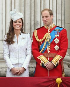 Trooping the Colour 2014 | MYROYALS  HOLLYWOOD FASHİON-June 14, 2014:  Duchess and Duke of Cambridge