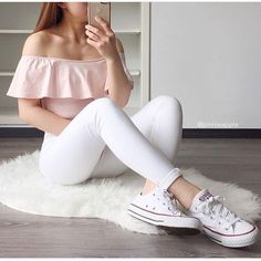 Teen Fashion Outfits, Girly Outfits, Cute Casual Outfits, Outfits For Teens, Pretty Outfits, Stylish Outfits, Ootd Fashion, Club Outfits, Girls Fashion Clothes