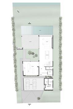 Casa Ef,Planta Primera