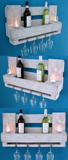 Use Pallet Wood Projects to Create Unique Home Decor Items Wooden Pallet Projects, Wooden Pallet Furniture, Pallet Crafts, Wooden Pallets, Diy Furniture, Garden Furniture, Pallet Wood, Diy Projects, Furniture Chairs